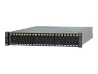Fujitsu ETERNUS DX 100 S3 - NAS server - 24 bays - rack-mountable - SAS 12Gb/s - RAID 0, 1, 5, 6, 10, 50 - RAM 8 GB - Gigabit Ethernet - iSCSI - 2U