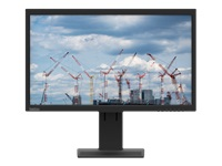 Lenovo ThinkVision E22-20 - LED monitor - 21.5