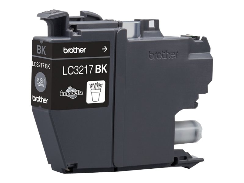 Brother LC3217BK - Schwarz - Original - Tintenpatrone - für Brother MFCJ6530; INKvestment Business Smart Pro MFC-J6935