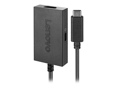 Lenovo USB C to HDMI Plus Power Adapter - external video adapter
