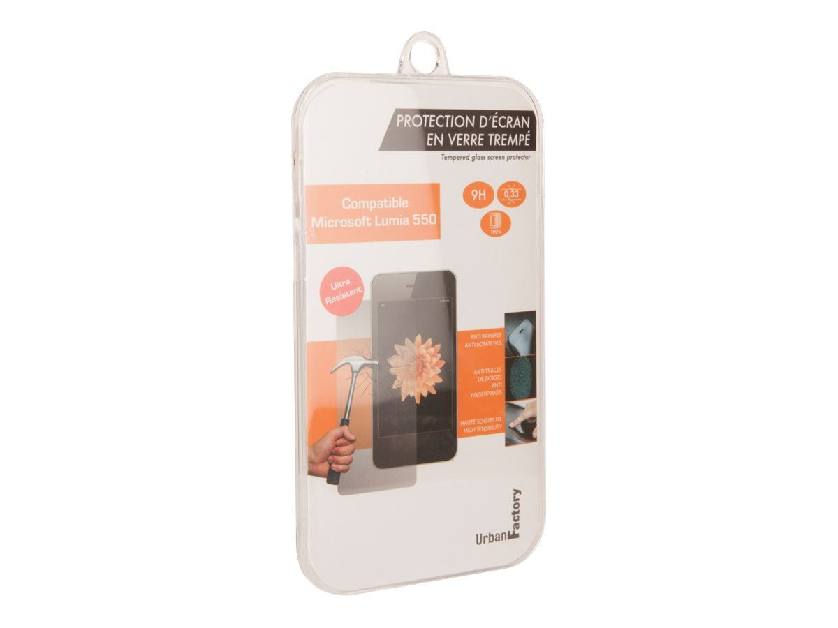 Urban Factory Screen Cover tempered glass Lumia 550 - screen protector