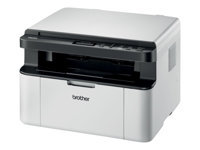 Brother DCP-1610W - Multifunction printer - B/W - laser - 215.9 x 300 mm (original) - A4/Legal (media) - up to 20 ppm (printing) - 150 sheets - USB 2.0, Wi-Fi(n)