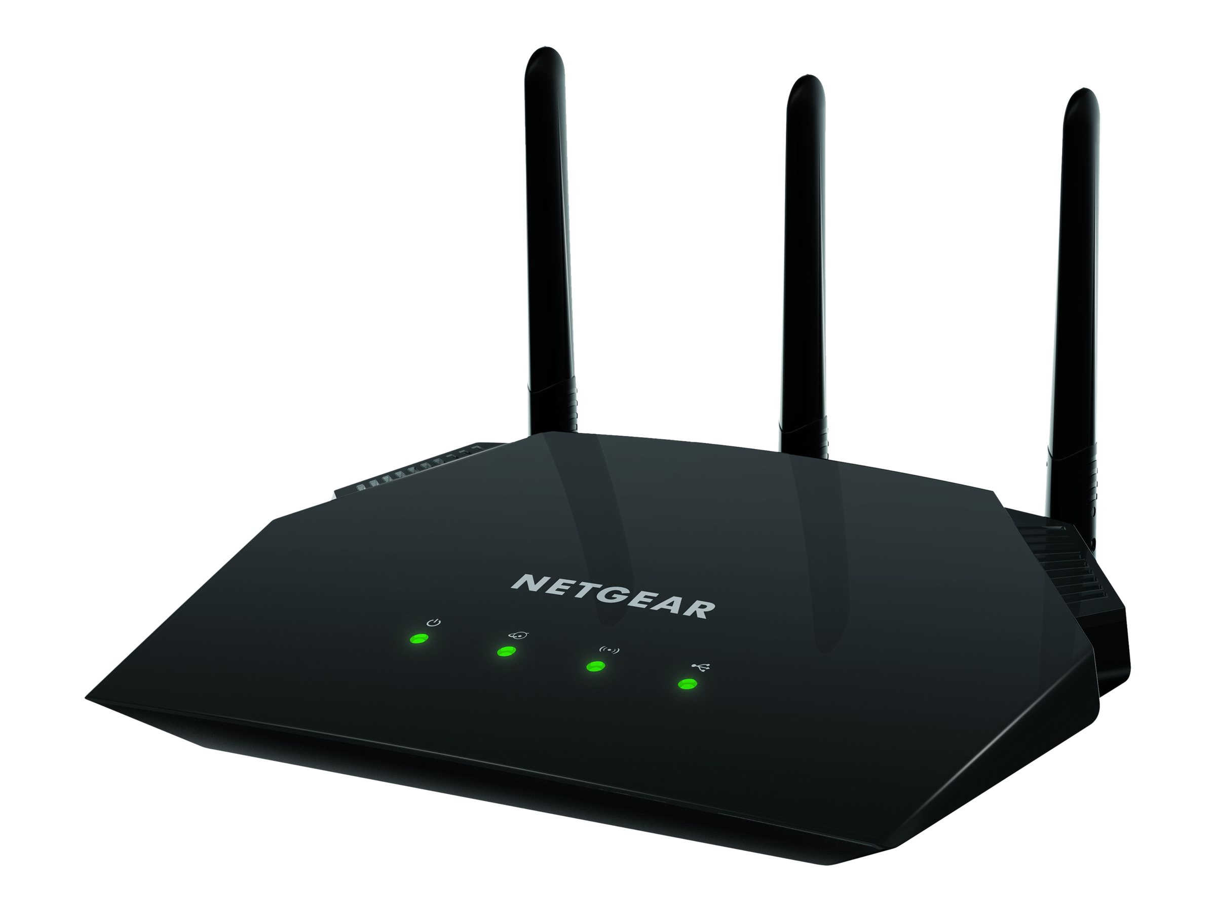 NETGEAR WAC124 - wireless router - 802.11a/b/g/n/ac - desktop, wall-mountable