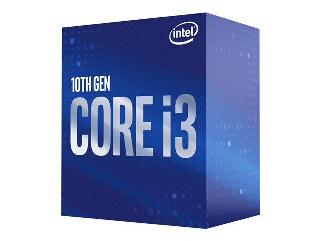 Image of Intel Core i3 10100 / 3.6 GHz processor