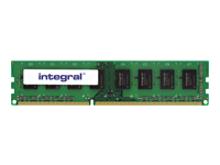 Integral - DDR3 - 4 GB - DIMM 240-pin - 1600 MHz / PC3-12800 - CL11 - 1.35 V - unbuffered - non-ECC