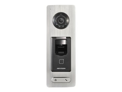 Hikvision DS-K1T501SF Access control terminal with fingerprint reader and camera wired