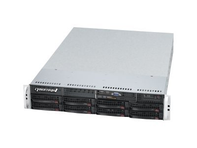 CybertronPC Magnum SVMIA142 Server rack-mountable 2U 1-way 1 x Xeon E3-1230 / 3.2 GHz