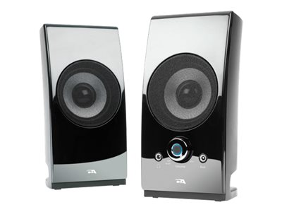 Cyber Acoustics CA-2027 Speakers for PC 5 Watt (total)