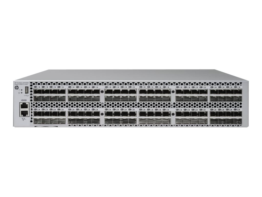 HPE StoreFabric SN6500B 16Gb 96-port/48-port Active Power Pack+ Fibre Channel Switch - switch - 48 ports - managed - ra…