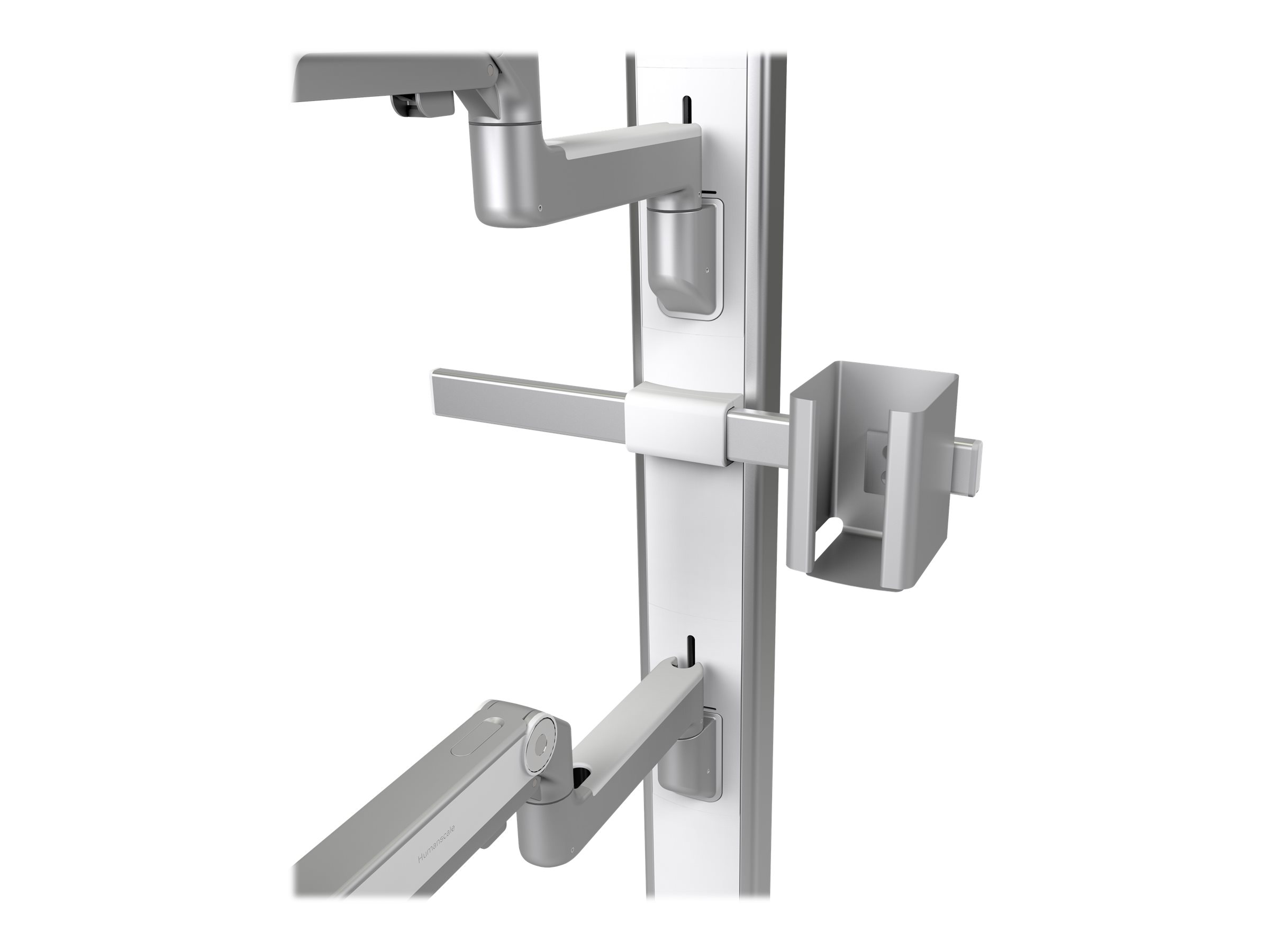 Humanscale ViewPoint Sharps Container Holder - mounting component