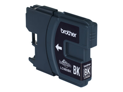 Brother Brother LC980 - noire - originale - cartouche d'encre