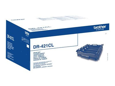 Brother DR 421CL 50000 sider