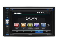 Sound Storm DD664B DVD receiver display 6.2INCH touch screen in-dash unit Double-DIN