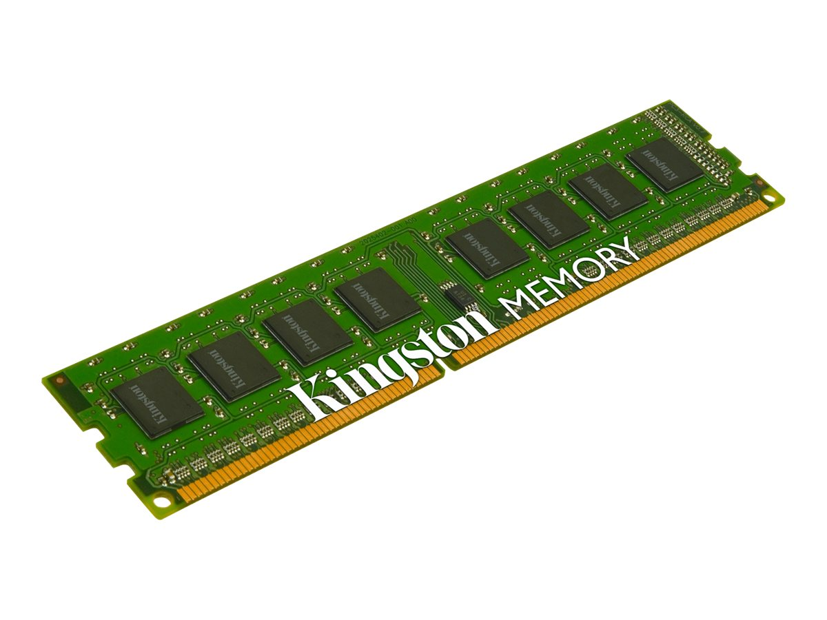 Kingston ValueRAM - DDR3 - 4 GB - DIMM 240-PIN - 1333 MHz / PC3-10600 - CL9
