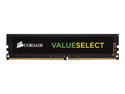 CORSAIR Value Select - DDR4 - 16 GB - DIMM 288-PIN