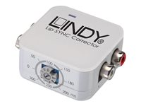 Lindy Lip Sync-Corrector - Audio delay box