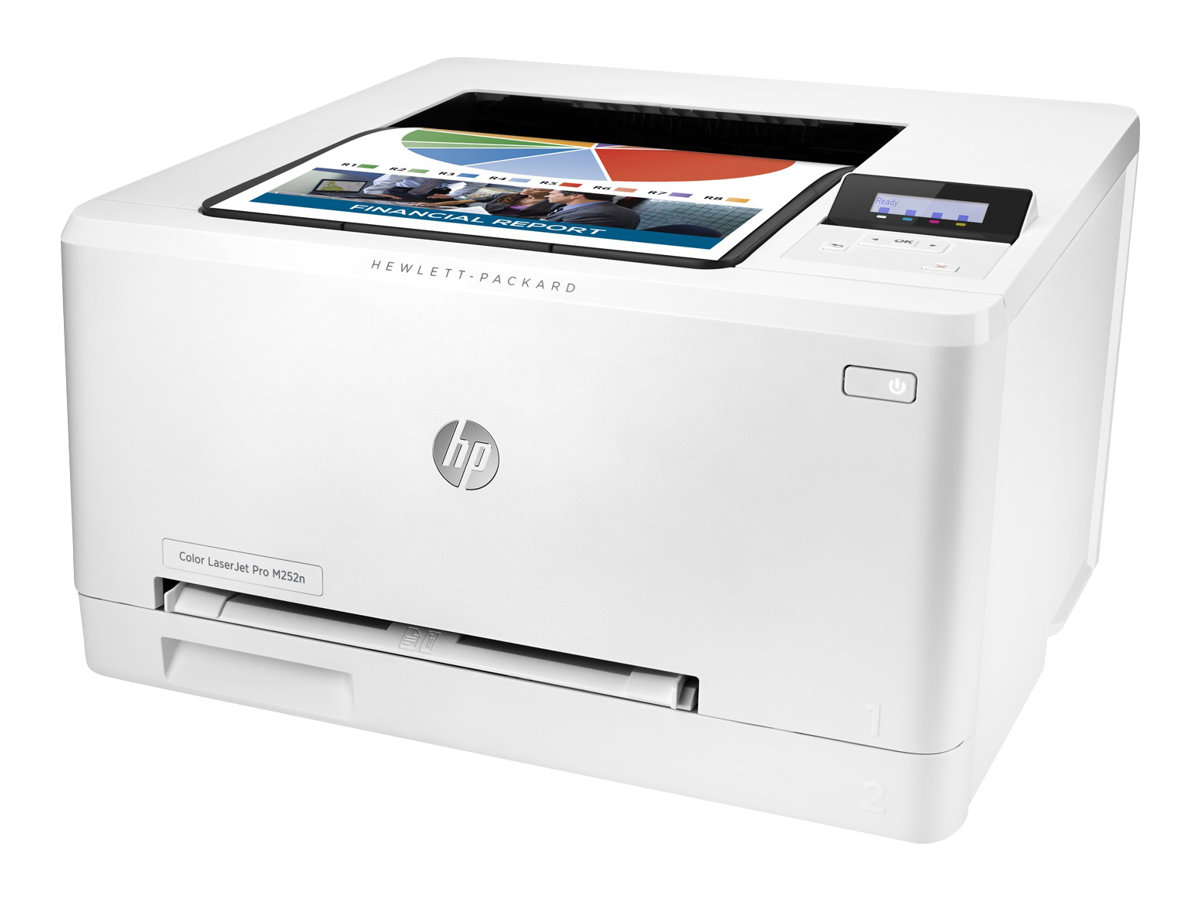 hp color laserjet pro m252n imprimante couleur laser. Black Bedroom Furniture Sets. Home Design Ideas
