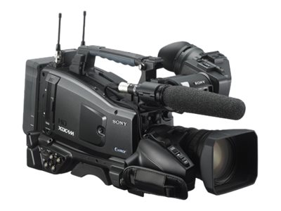 Sony XDCAM PXW-X320 Camcorder 1080p / 30 fps 16x optical zoom flash card
