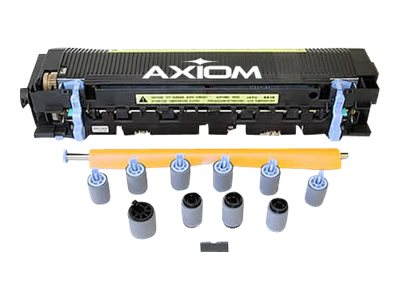 Axiom - (110 V) - maintenance kit - for HP LaserJet 5100, 5100dtn, 5100n, 5100tn