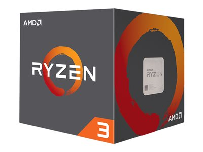AMD Ryzen 3 1200 / 3.1 GHz processor