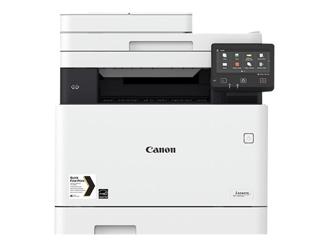 Canon i-SENSYS MF732Cdw - Imprimante multifonctions - couleur - laser - A4 (210 x 297 mm), Legal (216 x 356 mm) (original) - A4/Legal (support) - jusqu'à 27 ppm (copie) - jusqu'à 27 ppm (impression) - 300 feuilles - USB 2.0, Gigabit LAN, Wi-Fi(n), hôte USB