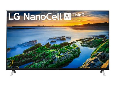 LG 49NANO85UNA 49INCH Class (48.5INCH viewable) Nano 8 Series LED TV Smart TV webOS, ThinQ AI