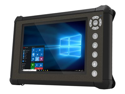 DT Research Rugged Tablet DT372AP Tablet Pentium N4200 / 1.1 GHz Win 10 Pro 8 GB RAM