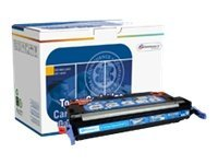 Image of Dataproducts - cyan - remanufactured - toner cartridge ( replaces HP Q7581A )