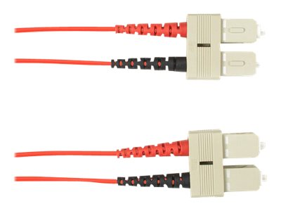 Black Box patch cable - 10 m - red