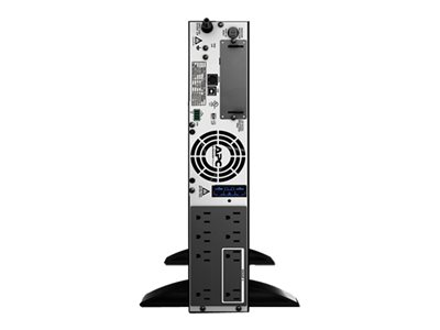 750 Rack/Tower LCD