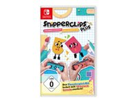 Snipperclips Plus Cut it out, Together! - Nintendo Switch