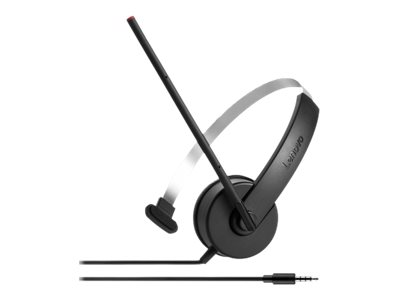 Lenovo Mono Analogue Headset - headset