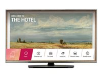 "LG 49UU761H - 49"" Class UU761H Series LED TV - hotel / hospitality - Pro:Centric with Integrated Pro:Idiom - Smart TV - webOS - 4K UHD (2160p) 3840 x 2160 - edge-lit"