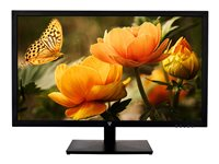 V7 L270E-3N LED monitor 27INCH 1920 x 1080 Full HD (1080p) TN 5 ms HDMI, VGA