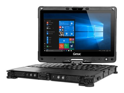 Getac V110 G5 Rugged convertible Core i7 8565U / 1.8 GHz Win 10 Pro 64-bit 8 GB RAM