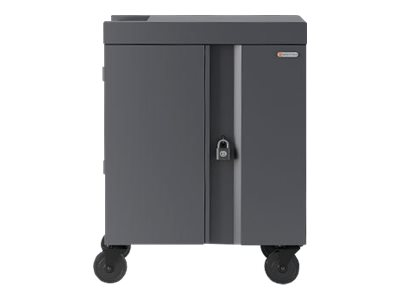 Bretford Cube TVC32 Cart (charge only) for 32 tablets / notebooks (pre-wired) lockable