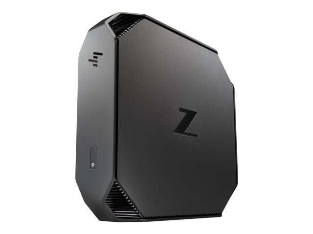 HP Workstation Z2 Mini G3 Performance - Mini - 1 x Core i7 7700 / 3.6 GHz - RAM 8 Go - HDD 1 To - Quadro M620 / HD Graphics 630 - GigE - Win 10 Pro 64 bits - technologie Intel vPro - moniteur : aucun