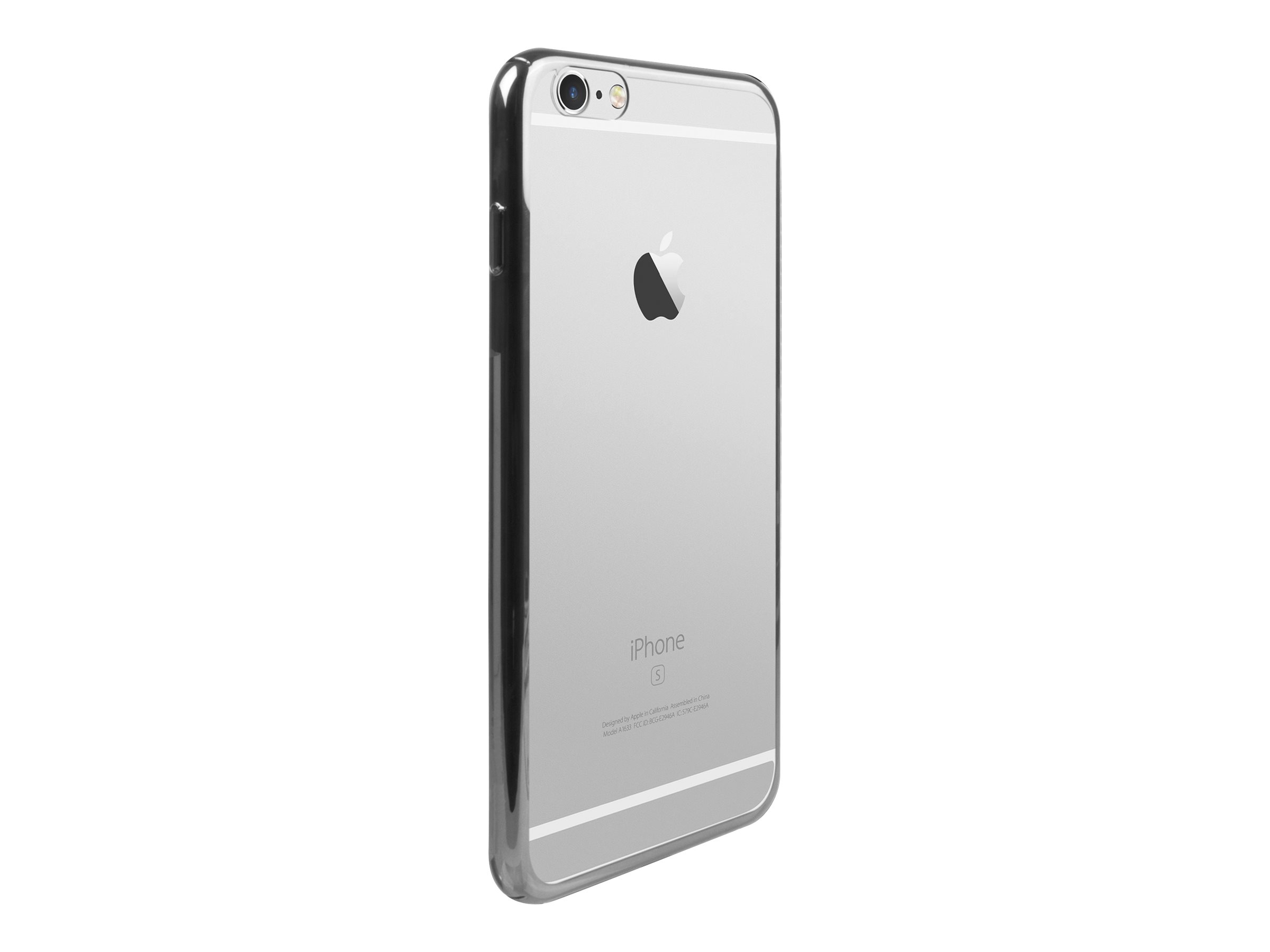 MUVIT LIFE bling - Coque de protection pour iPhone 6, 6s - argenté