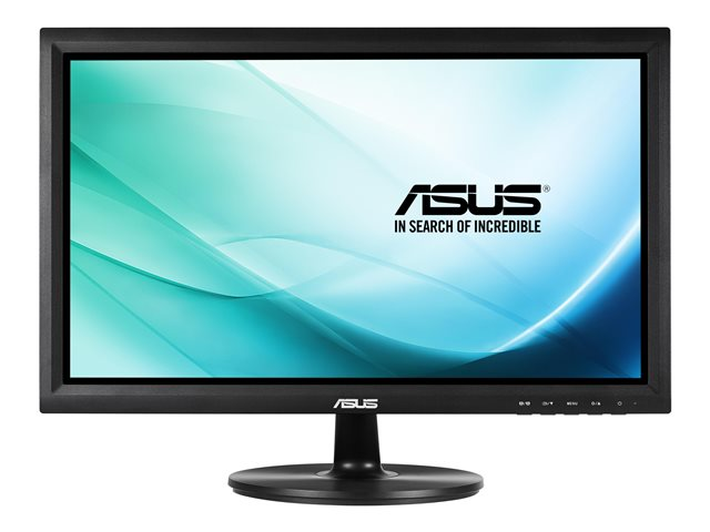 """ASUS VT207N - LED-Monitor - 49.5 cm ( 19.5"""" ) - Multi-Touch - 1600 x 9"""