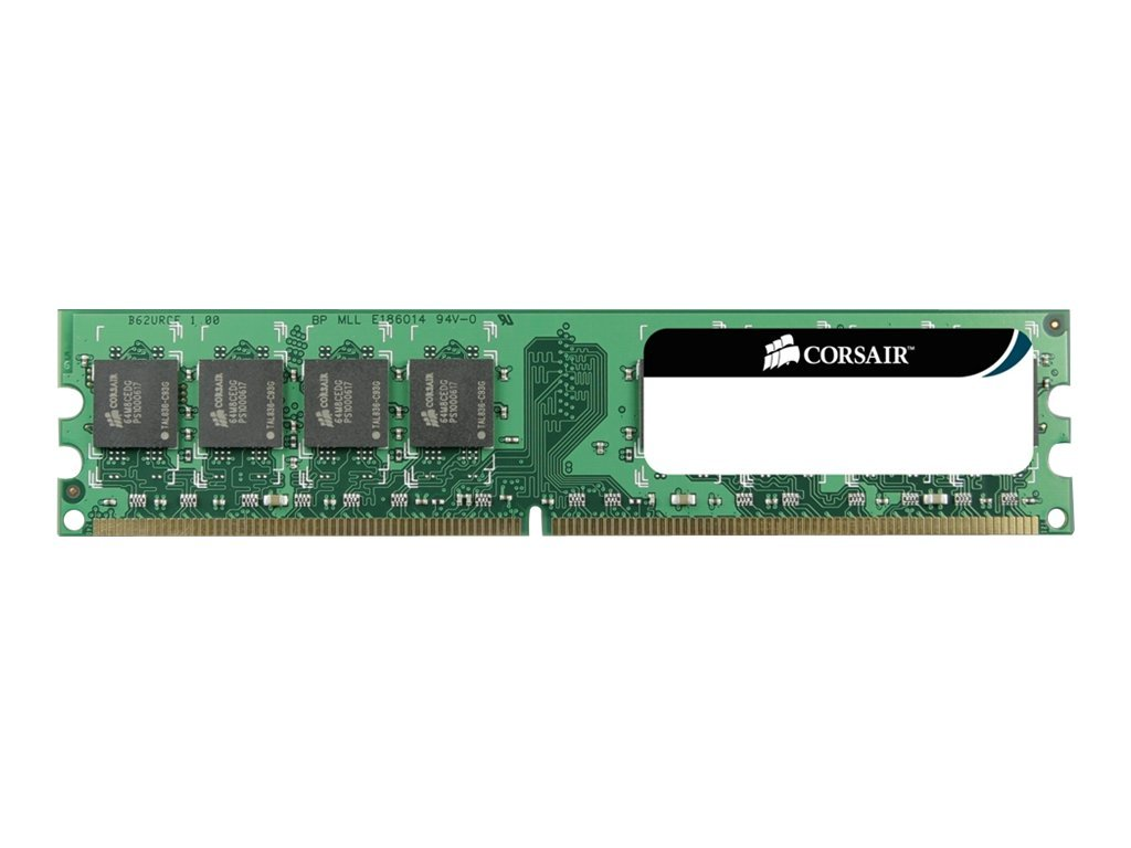 Corsair Value Select - DDR2 - 2 GB - DIMM 240-PIN - 800 MHz / PC2-6400 - CL5
