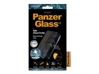 PanzerGlass Black & Case Friendly Privacy Privatlivsfilterskærm Sort Transparent