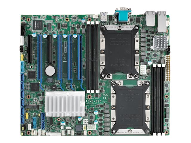 Advantech ASMB-825 - motherboard - ATX - FCLGA3647 Socket - C622