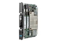 HPE ProLiant m710x - Server - cartridge - 1-way - 1 x Xeon E3-1585LV5 / 3 GHz - RAM 0 GB - no HDD - Iris Pro Graphics P580 - 10 GigE, RoCE - monitor: none - CTO