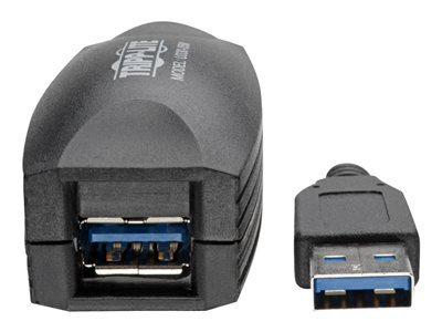 Tripp Lite 5M USB 3.0 SuperSpeed Active Extension Repeater Cable A M/F 16ft 16' 5 Meter