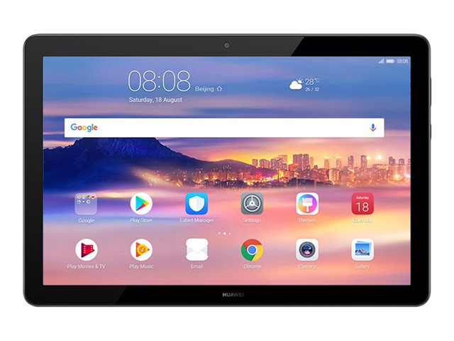 HUAWEI MediaPad T5 10 - tablette - Android 8.0 (Oreo) - 32 Go - 10.1