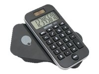 Victor 900 Pocket calculator 8 digits solar panel, battery black