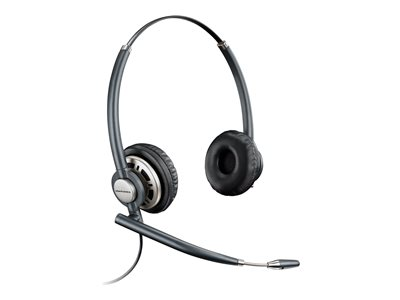 Plantronics EncorePro HW720 Headset on-ear wired