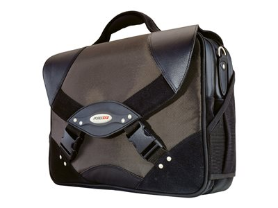 Mobile Edge Heritage 14.1INCH PC or 15.4INCH MacBook Premium Messenger Notebook carrying case