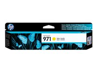HP 971 32 ml yellow original ink cartridge