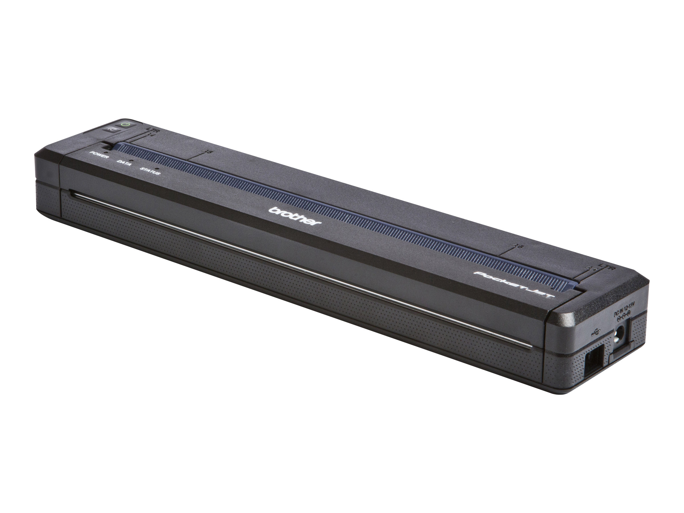 Brother PocketJet PJ-722 - printer - B/W - direct thermal